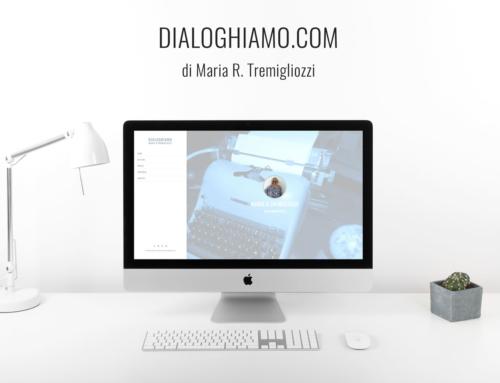 Sito dialoghiamo.com di Maria R.Tremigliozzi